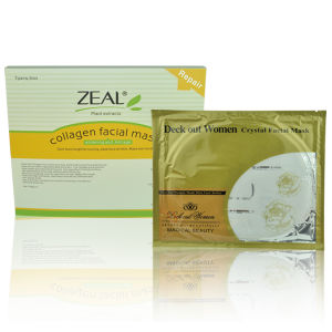 Zeal Face Care Collagen Whitening Face Mask 70ml pictures & photos