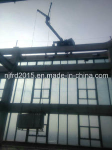 Have a Fix or Telescopic Jib Building Mmaintenance Unit Bmu pictures & photos