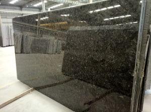Wholesale Natural Stone Nero Angola Black Granite Slabs