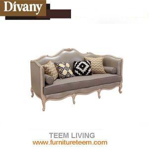 New Degsin Qingdao Sinofur Customizable Luxury Living Room Furniture Sofa pictures & photos