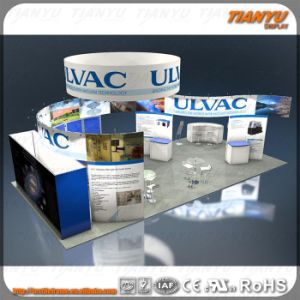 Custom Made Aluminum Textile Exhibition Booth pictures & photos