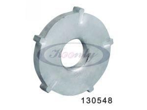 5PT. Tungsten Carbide Round Scarifier Cutter with Wide Teeth 130548
