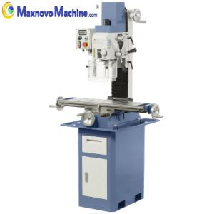 Variable Metal Mini Drilling Milling Machine (mm-BF30Vario) pictures & photos