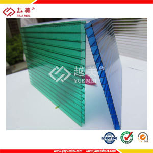 4mm -25mm Transparent Double Wall Polycarbonate Sheet pictures & photos