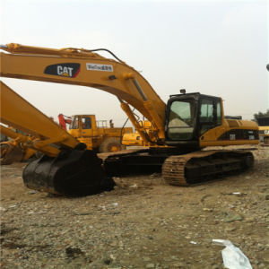 Used Caterpillar Crawler Excavator/Secondhand Walking Hydraulic Excavator (330D)