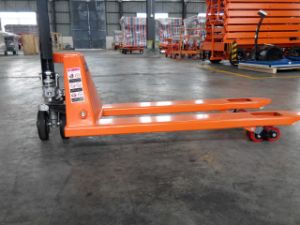 AC20-AC25-AC30 Hydraulic Hand Pallet Truck with PU Wheel pictures & photos