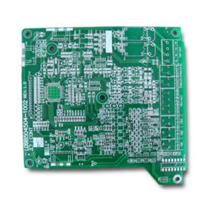 2L 1.0mm Gold Plating Double Sided PCB pictures & photos