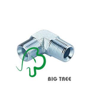 90 Deg. Elbow Bsp Male 60 Deg. Seat / Bsp Female Hydraulic Adaptor pictures & photos