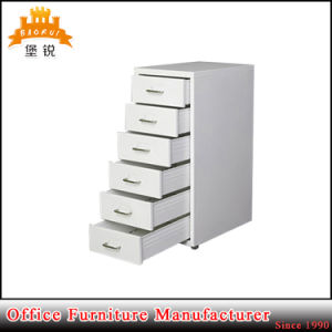 Cheap Hotsale Office Home Furniture Steel 6 Drawer File Cabinet pictures & photos