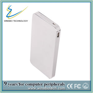 Fashion Design Polymer Battery Portable Power Bank