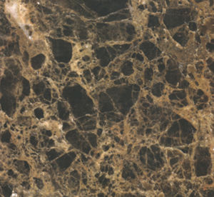 Polished Marron Emperador Dark Marble Tile for Countertop & Vanity Top pictures & photos