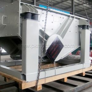 High Efficiency Metal Powder Gravel Linear Vibrator Screen pictures & photos