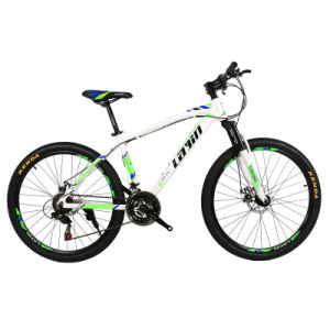 Bicycle Factory 21 Speed Shimano-Tourney Aluminum Alloy Mountain Bike pictures & photos