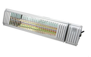 Electric Heater with Infrared Lamp Waterproof IP65 Outdoor and Indoor Use Ceiling Installation pictures & photos