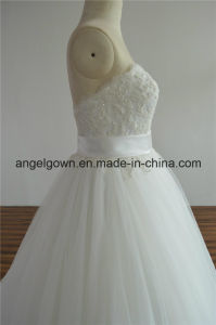 Lace Prom Bridal Wedding Dress pictures & photos