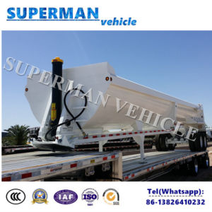20cbm 2 Axle Utility Dumper Truck Semi Trailer for Stone/Cargo pictures & photos