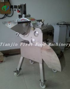 Hot Sales Industry Cube Cutting Machine/Fruit Vegetable Cube Cutter pictures & photos