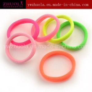 Neon Fabric Hair Accessories for Girl pictures & photos