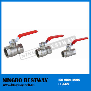 Hot Water Ball Valve with Iron Handle (BW-B15) pictures & photos