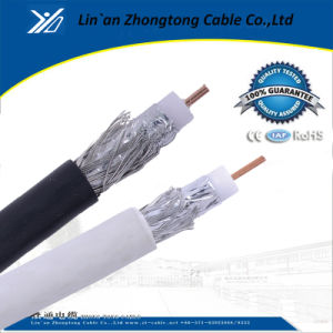 Coaxial Cable / HDTV Cable Transparent RG6
