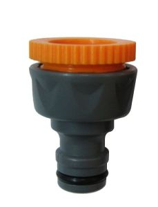 """Garden Hose Fittings 1/2""""-3/4"""" ABS Plastic Female Water Faucet Adapter Tap Adaptor pictures & photos"""