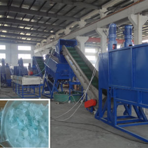 Plastic Bottles Washing and Recycling Line
