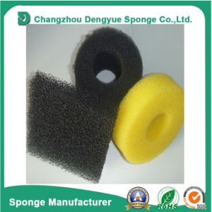 Biochemical Aquarium Fish Tank Open Cell Filtration Sponge 10-80 Ppi Filter Foam pictures & photos