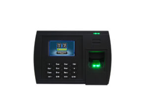 Fingerprint Biometric Time Attendance with Webserver (5000T-C) pictures & photos