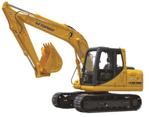 TM130.8 6ton Yanmar Engine Crawl Excavator for Sale pictures & photos