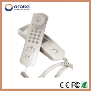 High Quality Cheap Hotel Mini Corded Telephone pictures & photos
