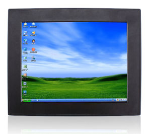 19′′rugged Panel PC with Intel N2800 Dual Core 1.8GHz (IPPC-1928R) pictures & photos