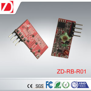 315/433MHz Remote Control Wireless Superregeneration Receiver Module pictures & photos