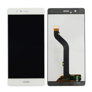 LCD Display Screen Touch Digitizer Assembly for Huawei P9 Lite pictures & photos