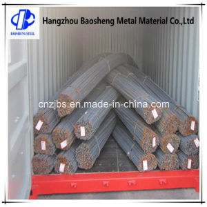 Factory Concrete Material Deformed Steel Rebar Iron Rod for Construction pictures & photos