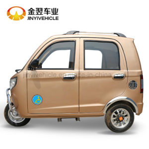 125cc Moto Tricycle for Passenger 3-Wheel Car pictures & photos