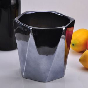 Unit Shape Hexagon Candle Vase for Home Decoration pictures & photos