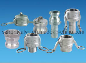 Investment Casting Stainless Steel Cam Lock-Type F Adaptor Male pictures & photos