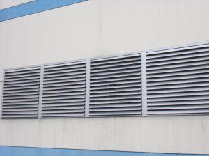 Aluminium Water Proof Ventilation Blind pictures & photos