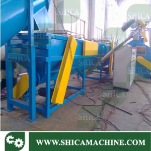 500kg/H Plastic Film Washing Line with Crusher and Dryer pictures & photos