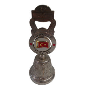 Souvenir Gift Turkey Bottle Opener Bell with Custom Logo (F8030) pictures & photos