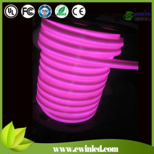 Round LED Neon Flexible Strip with 2 Years Factory Warranty pictures & photos