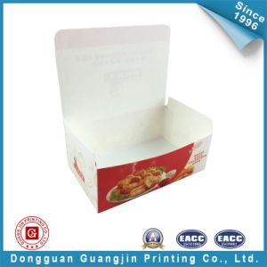 Folding Paper Food Packaging Box (GJ-box138) pictures & photos