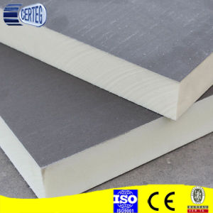 rigid polyurethane PU foam insulation board pictures & photos