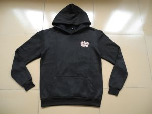 Cheap Stock Unisex Fleece Hoody Inventory Hoodies pictures & photos