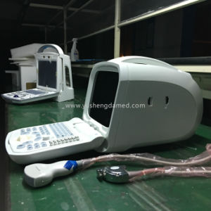 Ce ISO Approved Medical Device Full Digital Handheld Portable Ultrasound pictures & photos