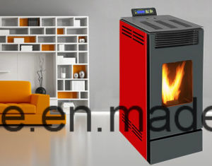 Ce Certified Indoor Using Wood Pellet Fireplace Stove (NB-PS-C) pictures & photos