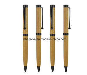 Professional Factory Luxury Design Customized Wooden Pen for Promotion pictures & photos