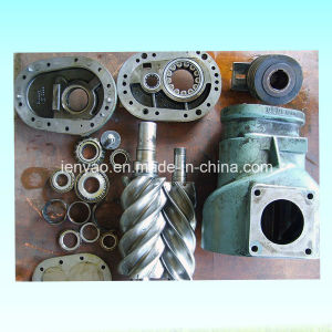 Air End Service Stage Original Screw Air Compressor Element Parts pictures & photos