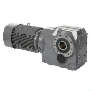 Fk Series Bevel Helical Gearing Gearbox with Motor pictures & photos