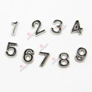 Best Selling Enamel Number Floating Charms for Memory Locket Jewellery (FC)